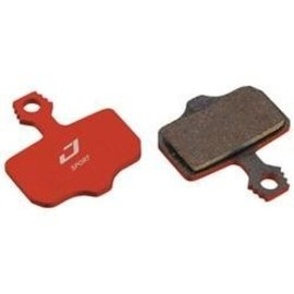 Jagwire Jagwire Mountain Sport Semi-Metallic Disc Brake Pads for Avid Elixir R, CR1, 3, 5, 7, 9, X0, XX