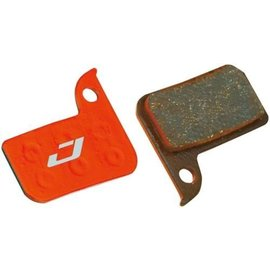 Jagwire Jagwire Mountain Sport Semi-Metallic Disc Brake Pad for SRAM Road Hydraulic Red, Force, Rival, CX1, S700