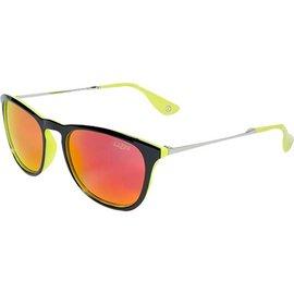 Lazer Lazer Waymaker 2 (WAY2) Sunglasses: Gloss Black/Flash Yellow