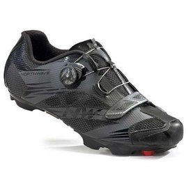 Northwave Northwave, Scorpius 2 Plus, MTB shoes, Black/Charcoal