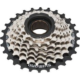 Shimano FREEWHEEL,MF-HG37,7-SPD,13-28 TOURNEY,BLACK