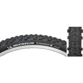 """Michelin Michelin Country Mud Tire,  26x2.0"""" Black"""