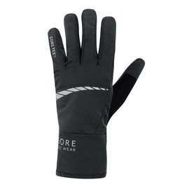 Gore Bike Wear Gore Bike Wear, Road GTX, Gloves, (GROADP9900), Black, L