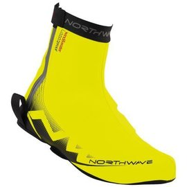 Northwave Northwave H2O Shoecover Yellow Fluo XL