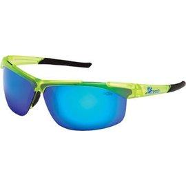 Lazer Lazer Argon 2 (AR2) Sunglasses: Flash Yellow Frames with Three Lenses