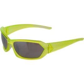 Lazer Lazer Electron 1 (EC1) Sunglasses: Flash Yellow Frames with Three Lenses