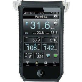 Topeak Topeak SmartPhone DryBag: Fits iPhone 5, Black
