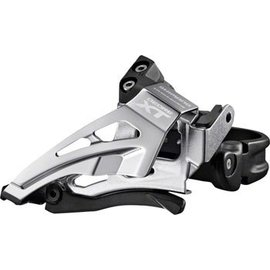 Shimano FRONT DERAILLEUR, FD-M8025-L, 2X11,LOW,TOP-SWING,DOWN-PULL
