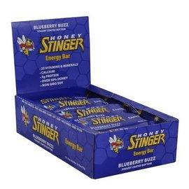 HONEY STINGER Honey Stinger Blueberry Buzz Energy Bar