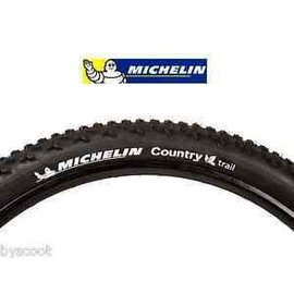 Michelin Michelin Country Trail 26x2.0 Mtb Tire, Steel
