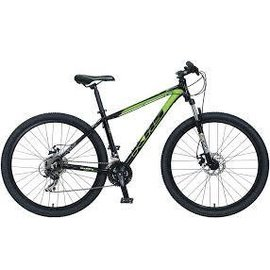 KHS Bicycles KHS SIXFIFTY 200 BLK/LIME 2016 ON SALE