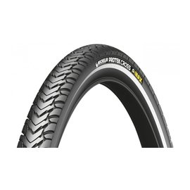 Michelin PROTEK CROSS MAX REFLECTIVE 5MM PUNCTURE PROTECTION Black 700x32c