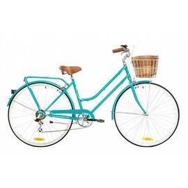 """Reid Bicycles Reid Ladies Classic 7Sp Aqua 46cm ( 28"""" )"""