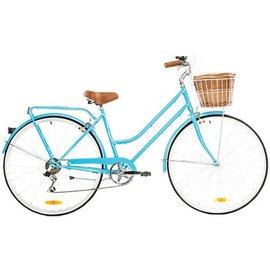 "Reid Bicycles Reid Ladies Classic 7Sp Baby Blue 42cm ( 26"" )"