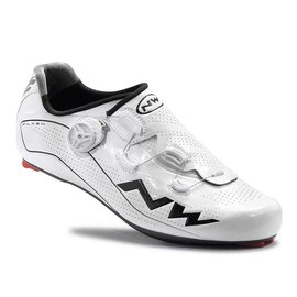 Northwave Northwave, Flash Carbon, Road shoes, White