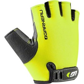 Louis Garneau Louis Garneau 1 Calory Men's Glove: Bright Yellow 2XL