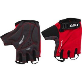 Louis Garneau Louis Garneau 1 Calory Glove: Ginger Red/Black