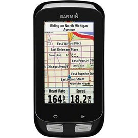 Garmin Garmin GPS Cycling Computer Edge 1000 Bundle With Heart Rate, Speed, And Cadence Monitor, Includes Out Front Mount: Black