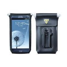 "Topeak Topeak, SmartPhone DryBag 4""-5"" Black Fits 4""-5"" screen phones"