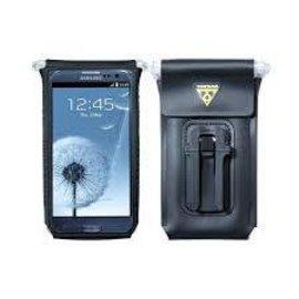 """Topeak Topeak, SmartPhone DryBag 4""""-5"""" Black Fits 4""""-5"""" screen phones"""