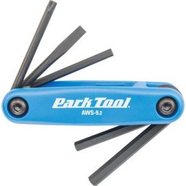 Park Park Tool AWS-9.2 Fold-Up Hex Wrench Set