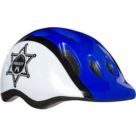Lazer Lazer Max+ Youth Helmet: Police