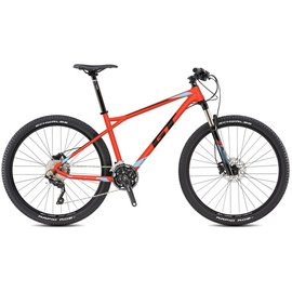 GT 27.5 M Aggressor Expert Red M 2018