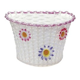 "XLC XLC, front Flower Basket M 16""- 20"" 280X195 X195mm Wh"