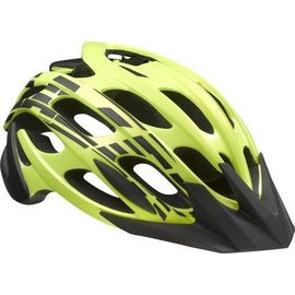 Lazer Lazer Magma Helmet: Flash Yellow LG