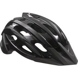 Lazer Lazer Magma Helmet: Gloss Black/Matte Black, LG