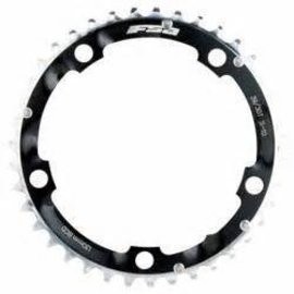 FSA (Full Speed Ahead) FSA Pro Road N-10 130 x 39t Middle Triple Chainring, Black