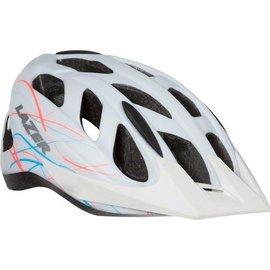 Lazer Lazer Pearl Helmet: White Swirls S