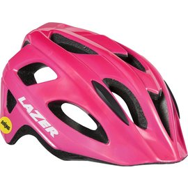 Lazer Lazer Nut'z MIPS Helmet with Magic Buckle: Pink