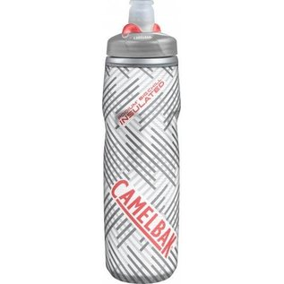 Camelbak Camelbak Podium Chill Water Bottle: 21 oz, Grapefruit