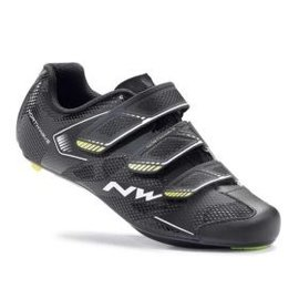 Northwave Northwave, Starlight 2, Road shoes, Black, 38