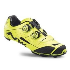Northwave Northwave, Extreme Xc, MTB Shoes,Yellow, 42