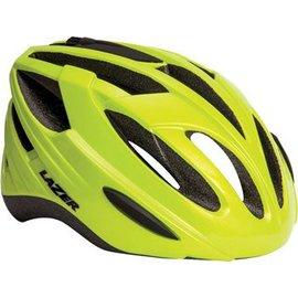 Lazer Lazer Neon Helmet: Flash Yellow MD-LG