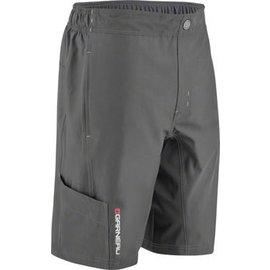 Louis Garneau Louis Garneau Range Men's MTB Short: Gray XL