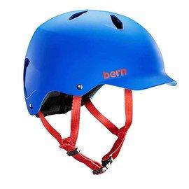 Bern Bern, Bandito, Helmet, Matte Cobalt Blue, ML