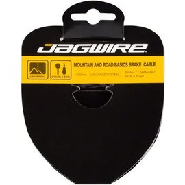 Jagwire Jagwire Basics Galvanized Tandem Brake Cable 1.6x2795mm SRAM/Shimano Mountain/Road