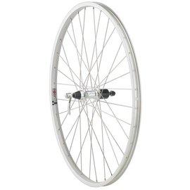 Quality Wheels Quality Wheels Value Series Silver Mountain Rear Wheel 700c Formula 135mm Freehub / Alex Y2000 Silver