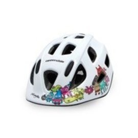 Cannondale Burgerman Colab Kids White Extra Small