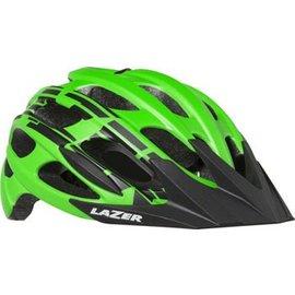 Lazer Lazer Magma Helmet: Matte Flash Green, LG