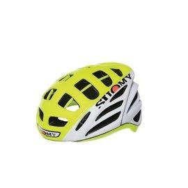Suomy Gun Wind Helmet Hi Viz Hi Viz White/Yellow L ( 59-62 )