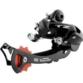 Shimano Shimano Tourney TZ50 6-Speed Medium Cage Rear Derailleur Direct-Attach