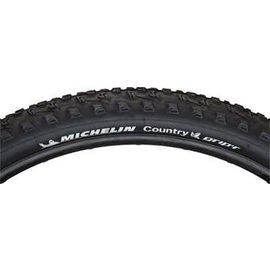 Michelin Michelin Country Dry 26x2.0 Mtb Tire, Steel