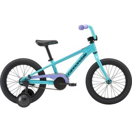 Cannondale CANNONDALE 16 F Kids Trail SS TRQ OS One Size Turqoise
