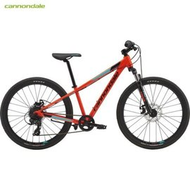 Cannondale CANNONDALE 24 M Kids Trail ARD OS Acid Red 2018
