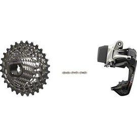 SRAM Sram, Red eTAP WiFLi, Upgrade kit (Derailleur, Battery, Chain and cassette)