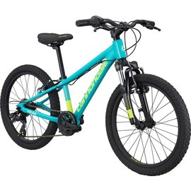 Cannondale CANNONDALE 20 F Kids Trail TRQ OS One Size Turqoise 2018
